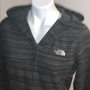 The North Face fleece jacket Large